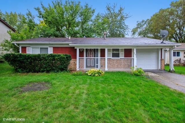 843 Summit Lane, Bolingbrook, IL 60440 - #: 10837743