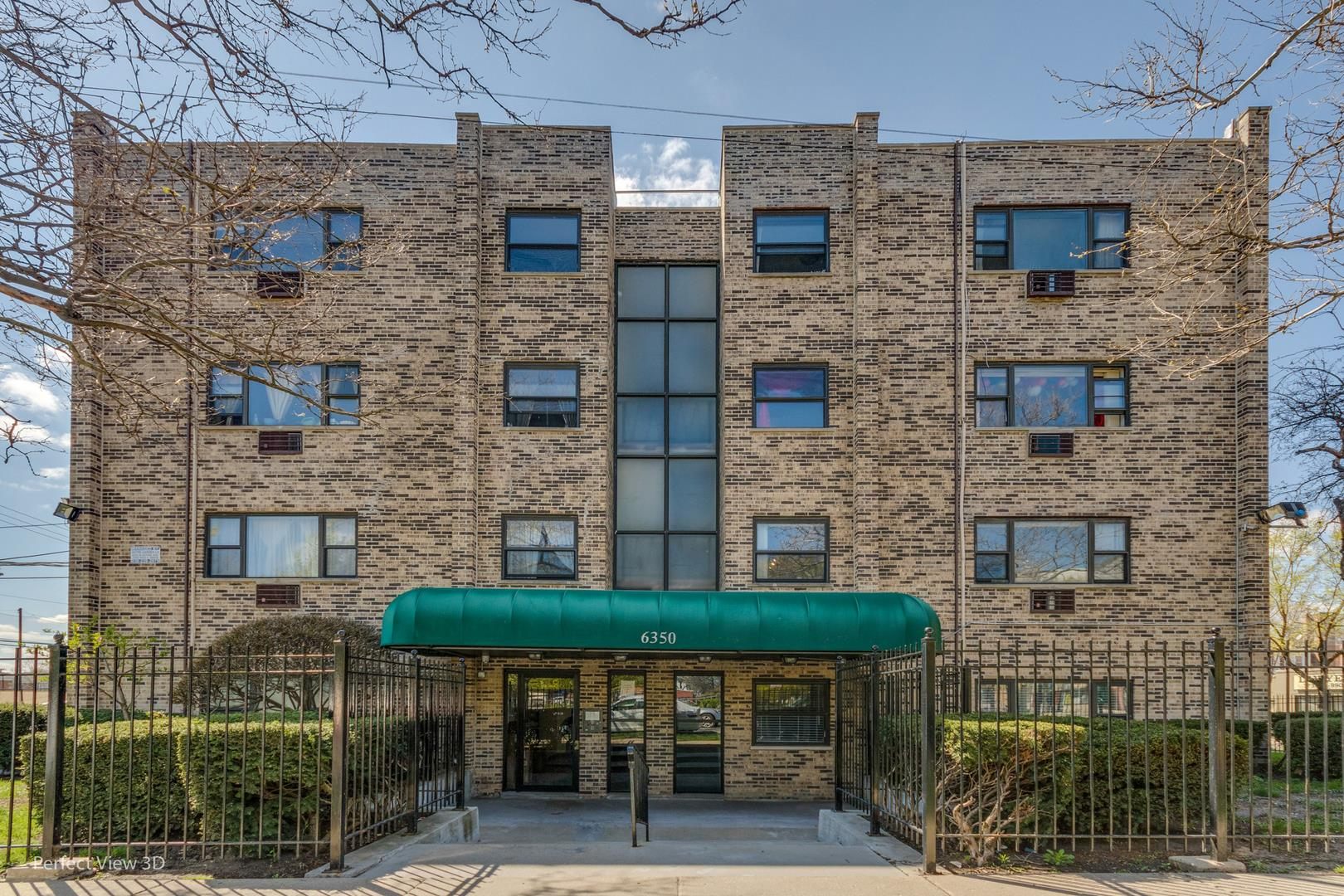 6350 N Hoyne Avenue #102, Chicago, IL 60659 - #: 11042743