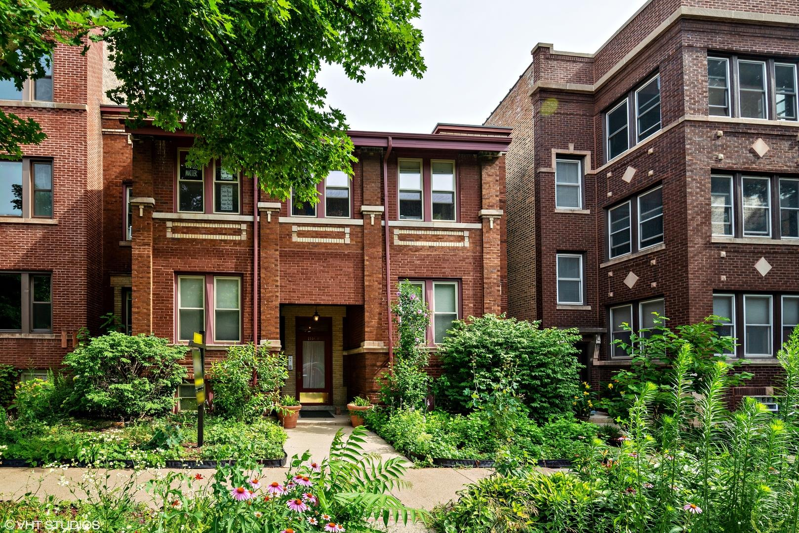 1448 W Balmoral Avenue, Chicago, IL 60640 - #: 10785750