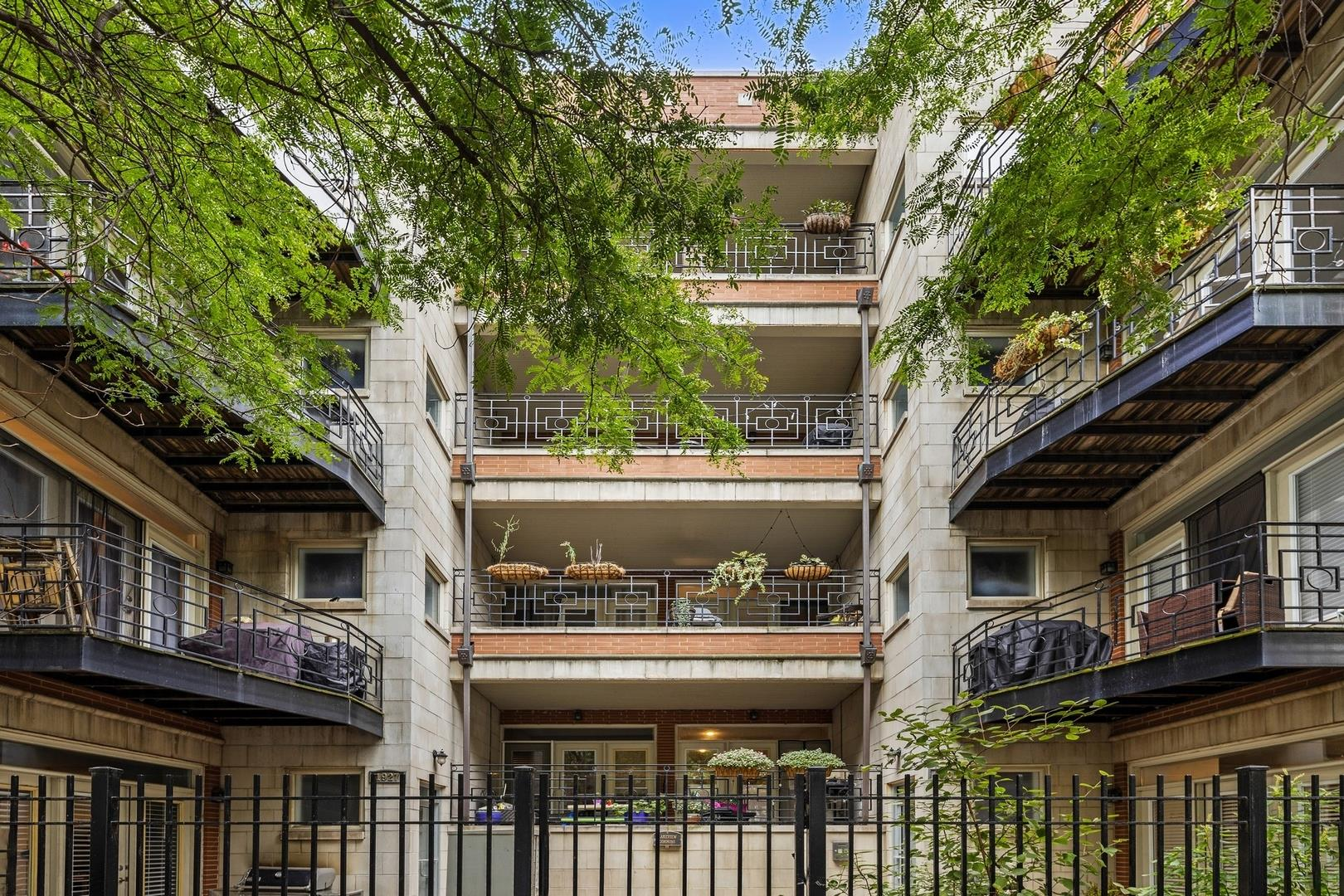 1931 W Diversey Parkway #4D, Chicago, IL 60614 - #: 10850750