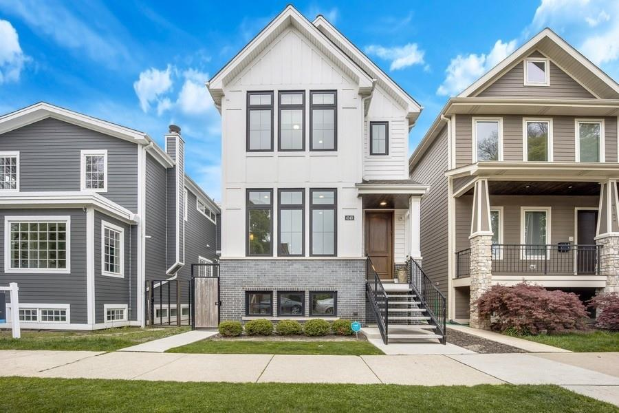 4140 N Campbell Avenue, Chicago, IL 60618 - #: 11071750