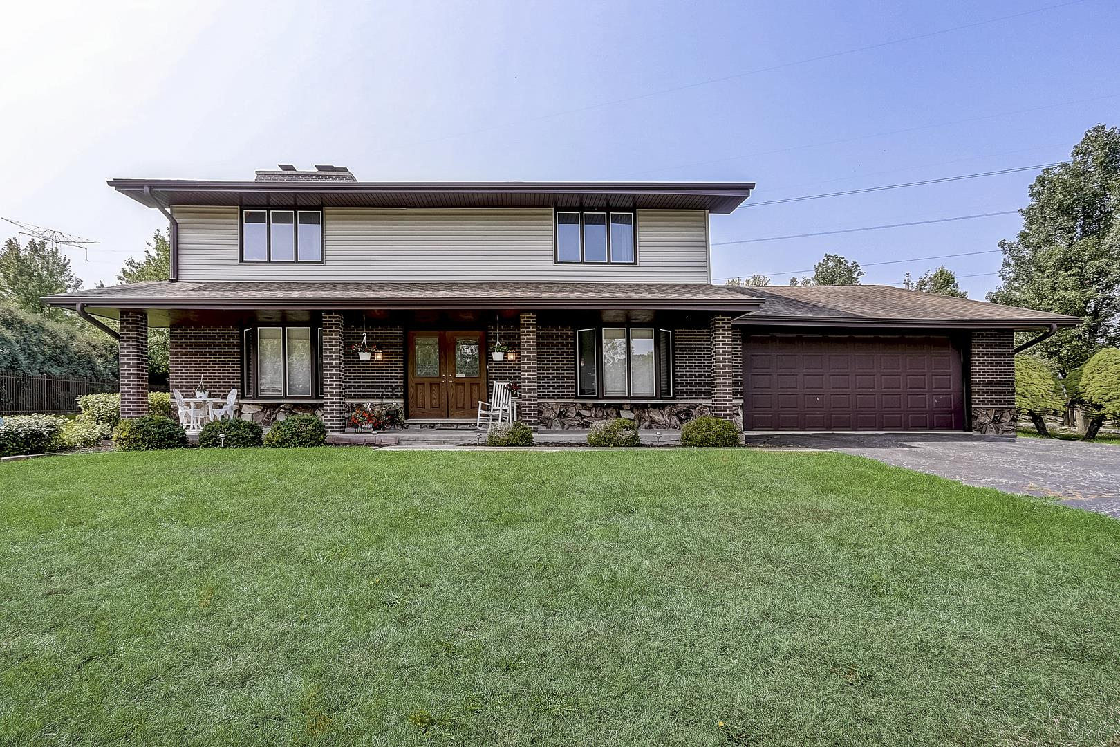 16134 S Oak Valley Trail, Homer Glen, IL 60491 - #: 10861751