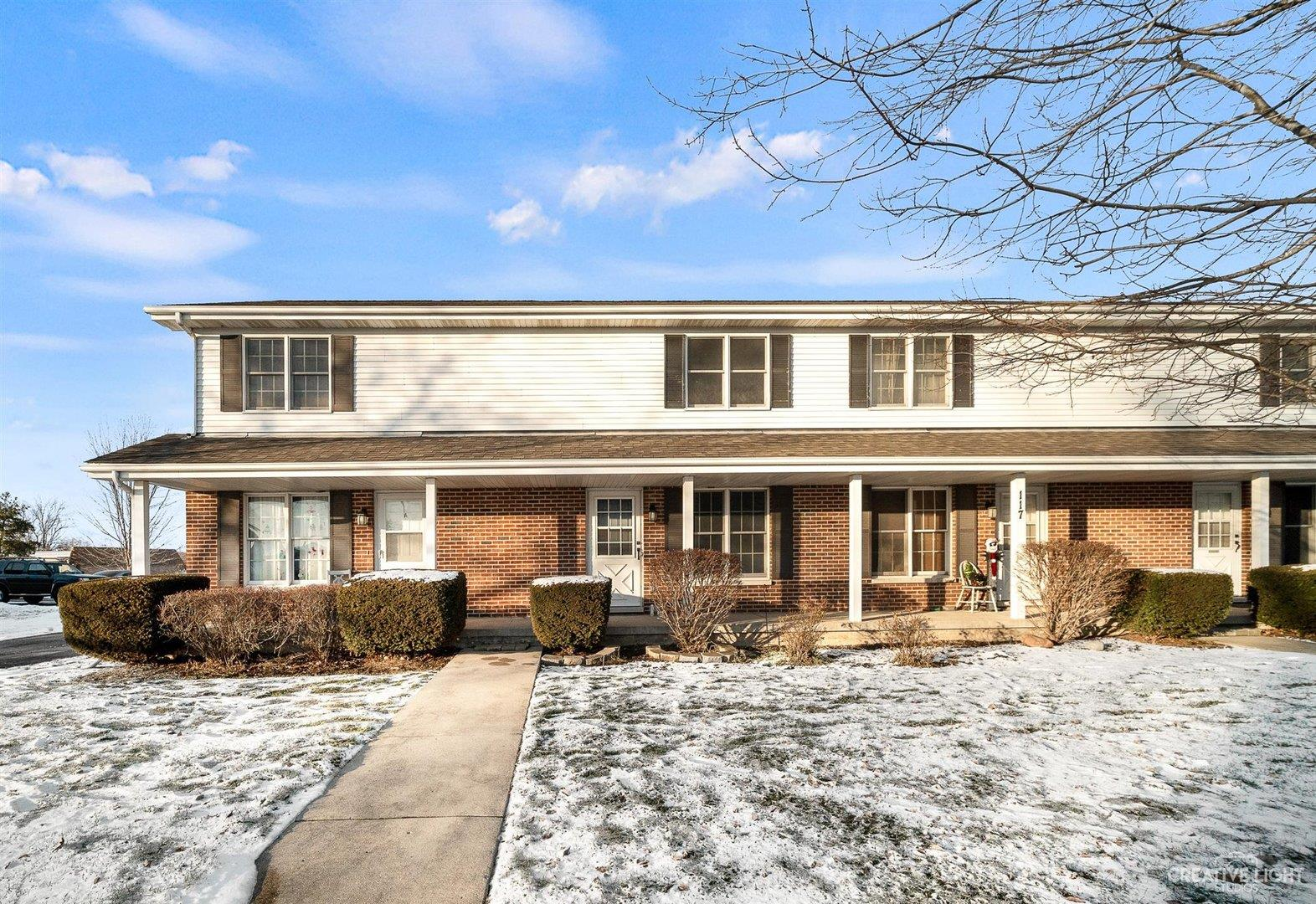 117 Colonial Parkway #B, Yorkville, IL 60560 - #: 10976751