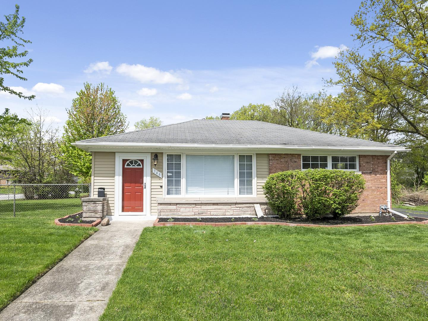 344 S Orchard Drive, Park Forest, IL 60466 - #: 11088751