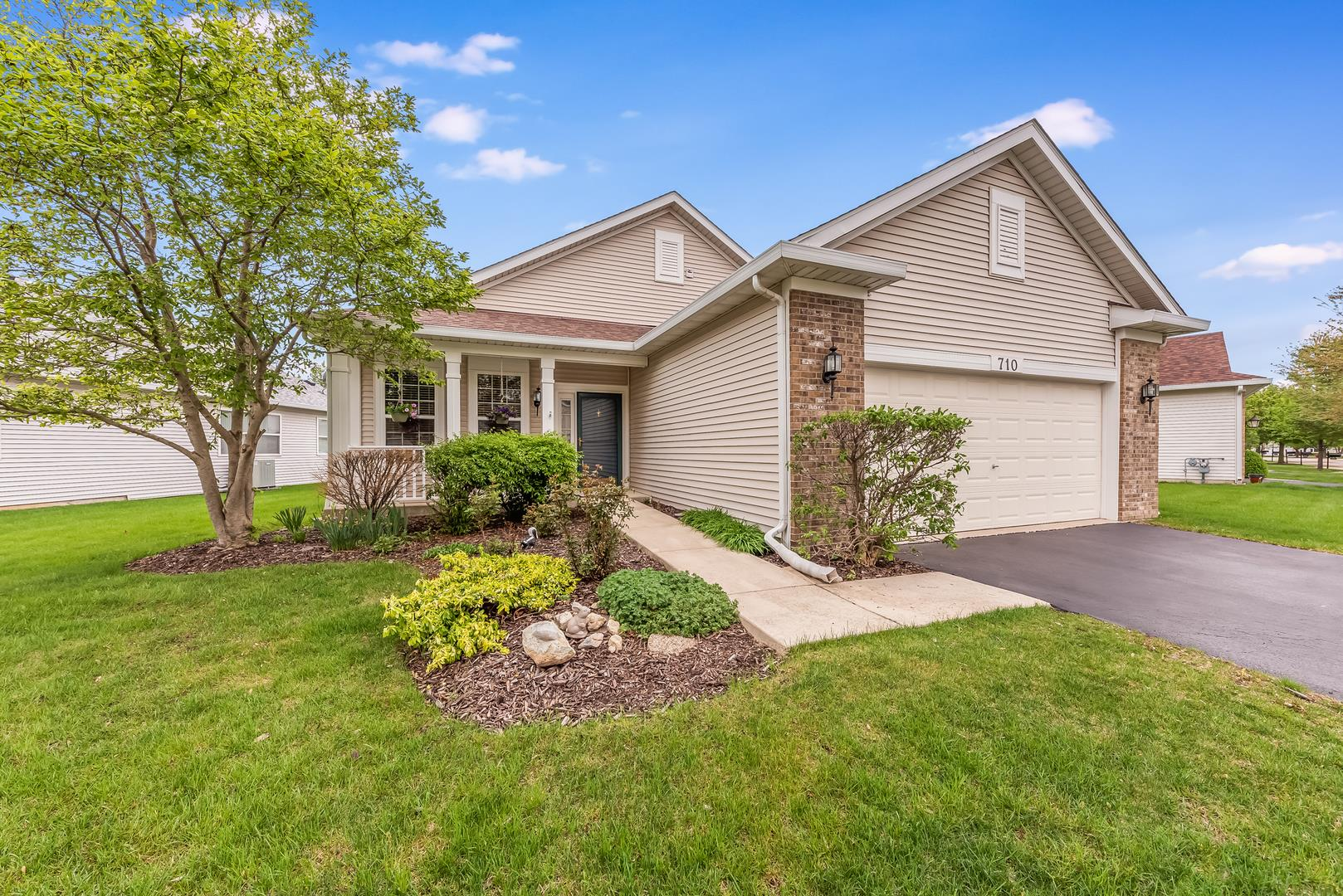 710 S Wellston Lane, Romeoville, IL 60446 - #: 11078752