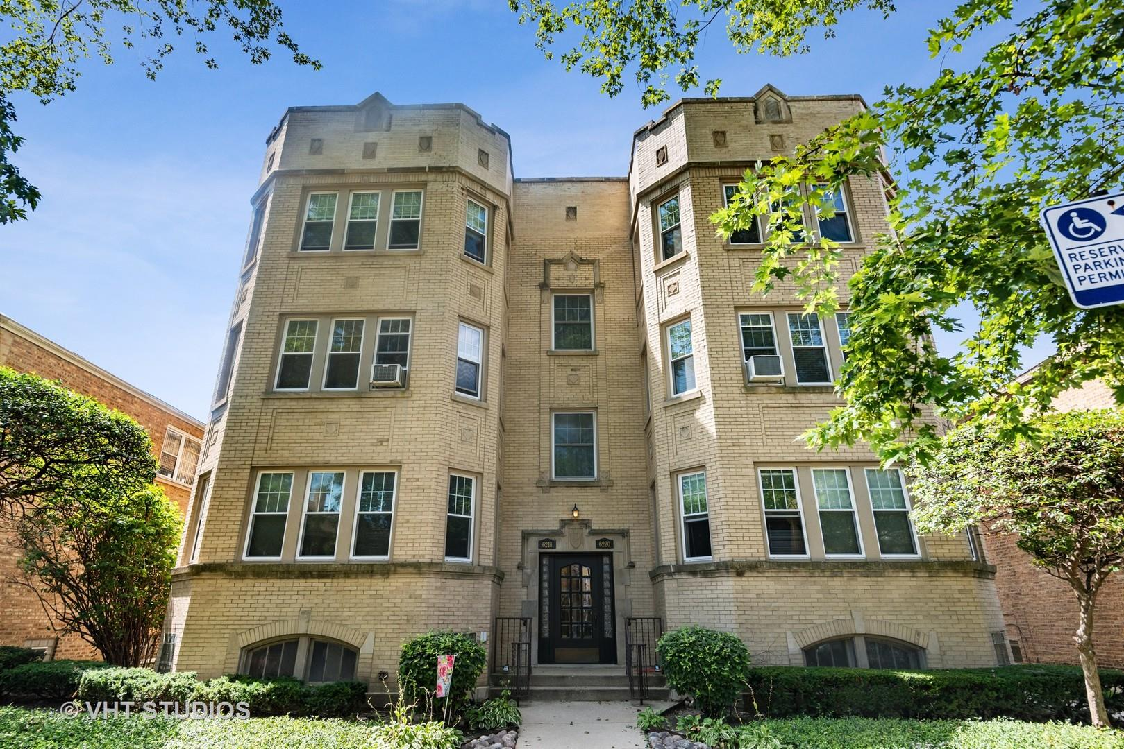 6220 N Francisco Avenue #2N, Chicago, IL 60659 - #: 10823753
