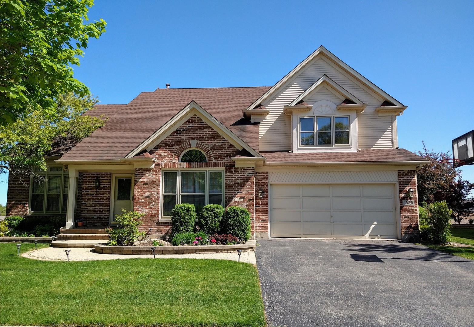 1585 Crowfoot Circle S, Hoffman Estates, IL 60169 - #: 11086754