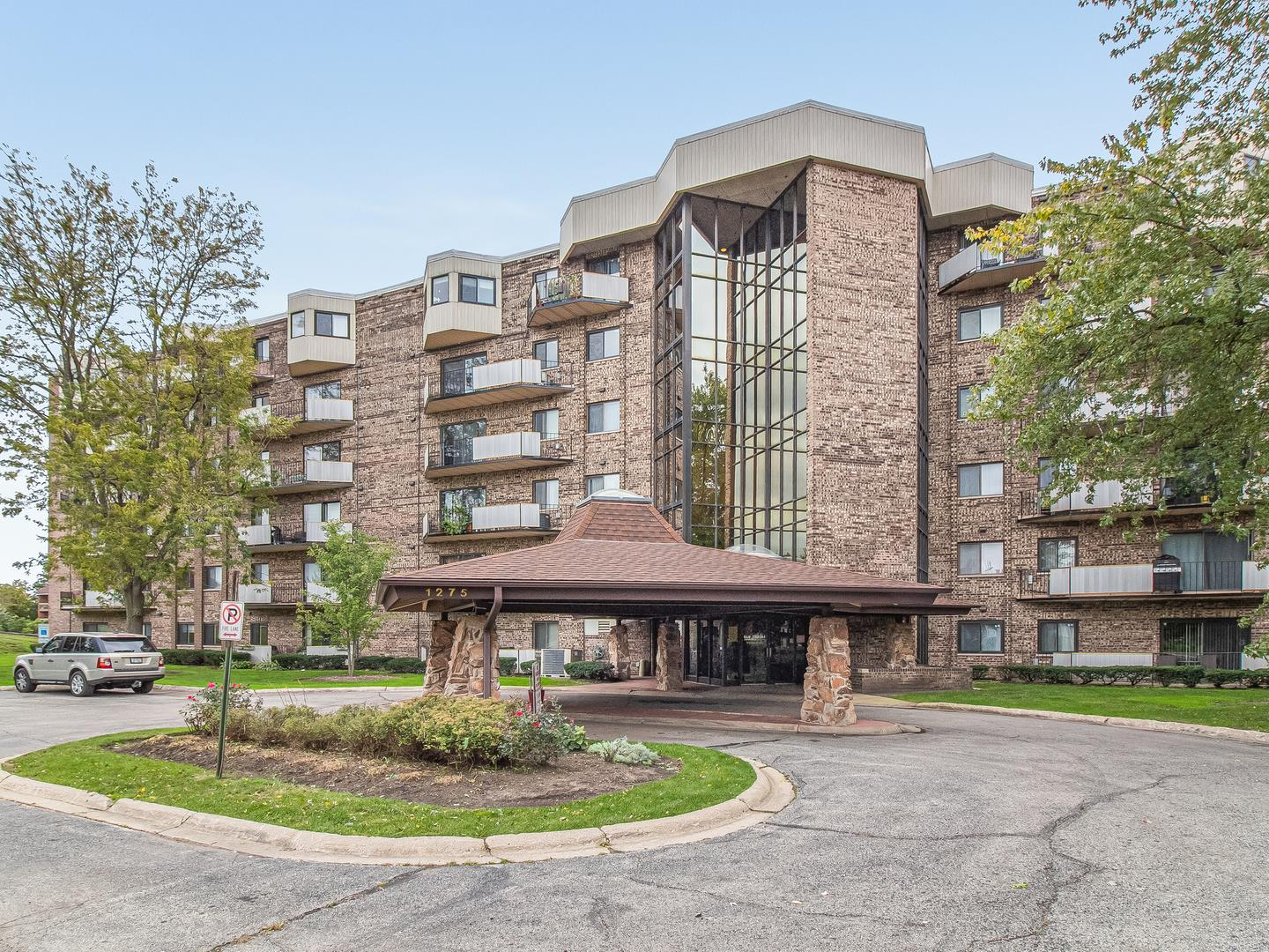 1275 E Baldwin Lane UNIT 600, Palatine, IL 60074 - #: 10550755