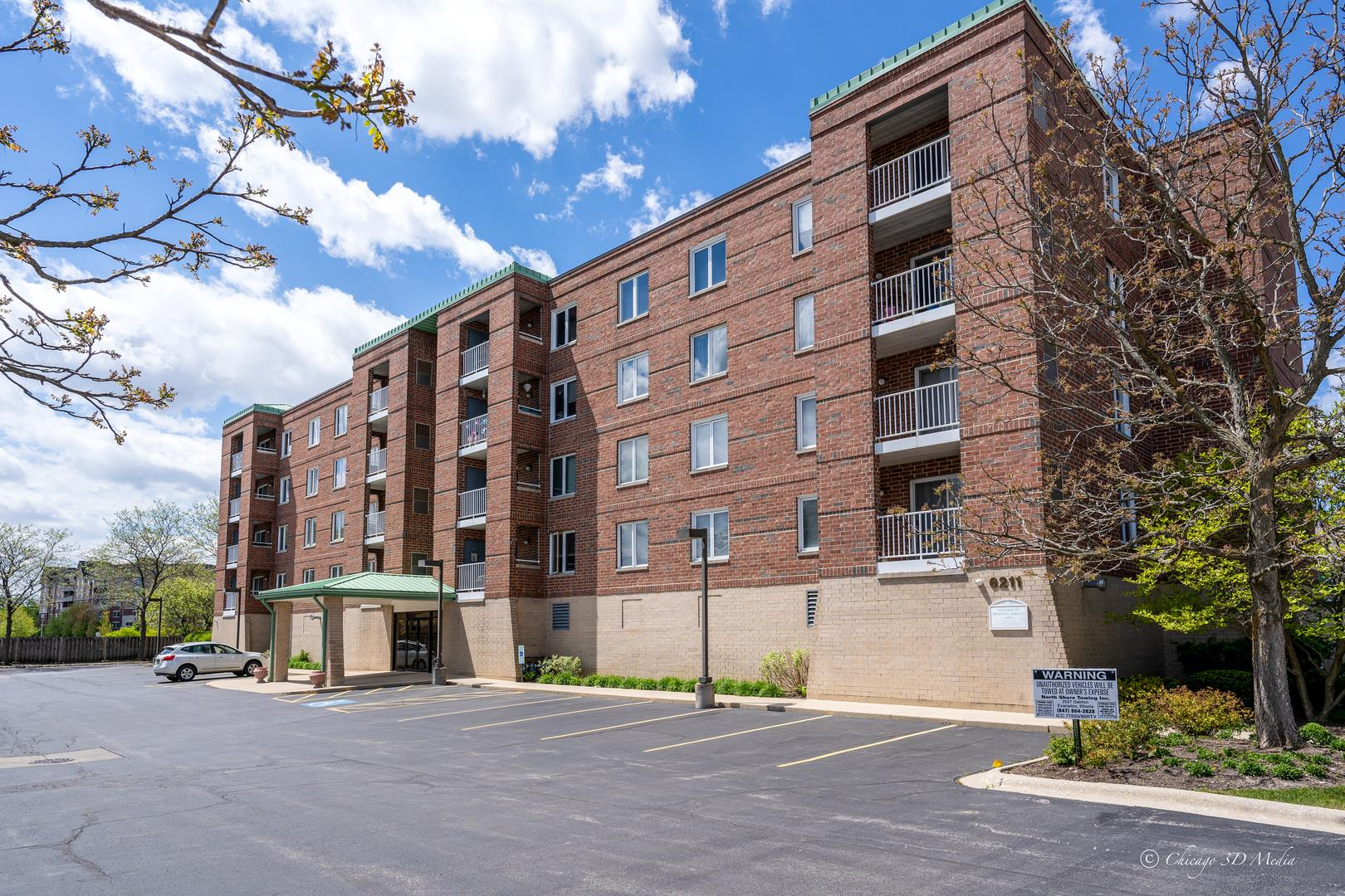 6211 Lincoln Avenue #308, Morton Grove, IL 60053 - #: 11081755