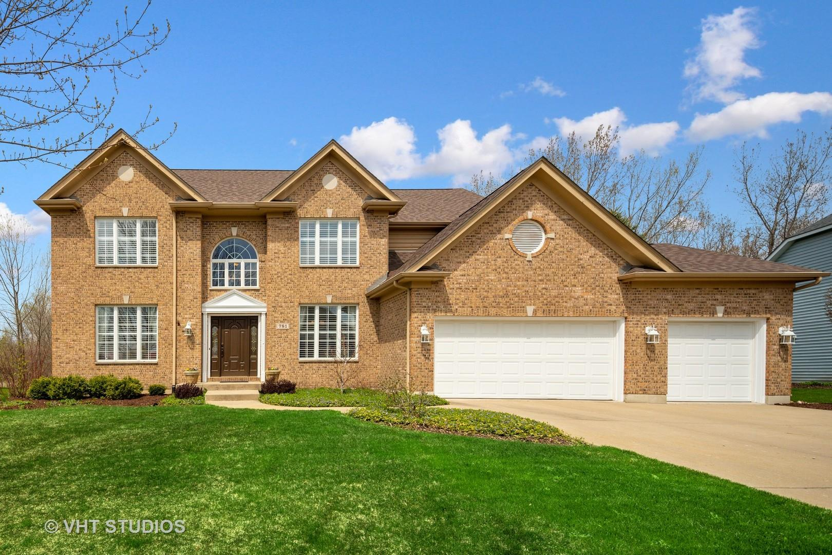 781 Wedgewood Drive, Crystal Lake, IL 60014 - #: 10702756