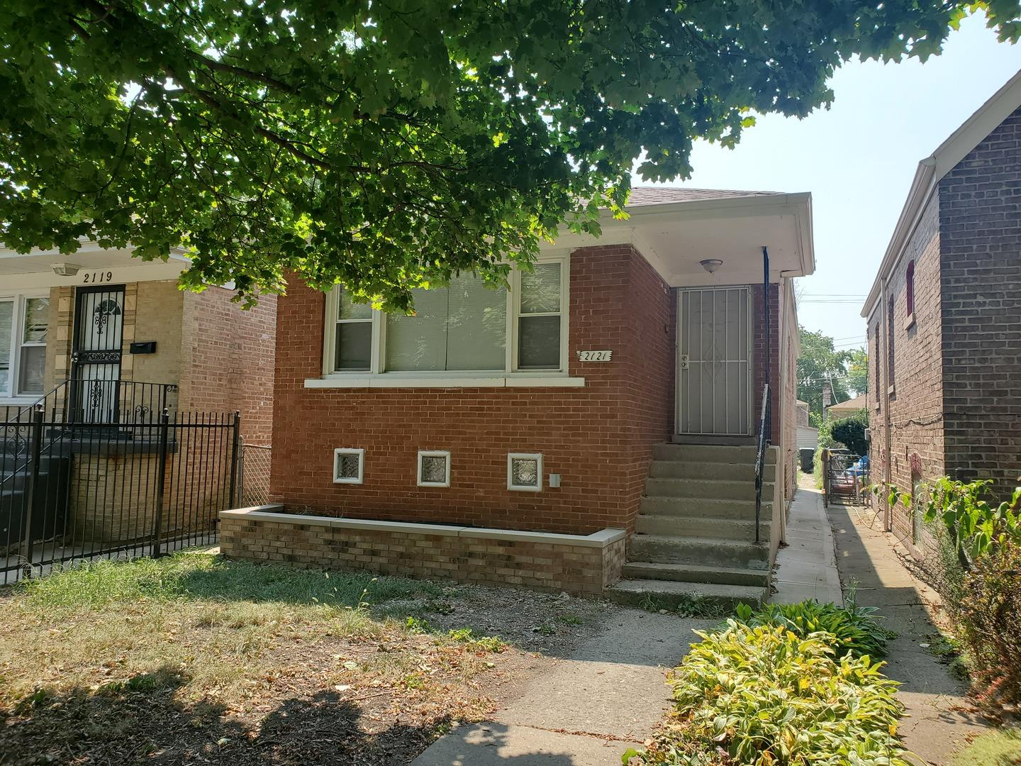 2121 W 68TH Place, Chicago, IL 60636 - #: 10838756