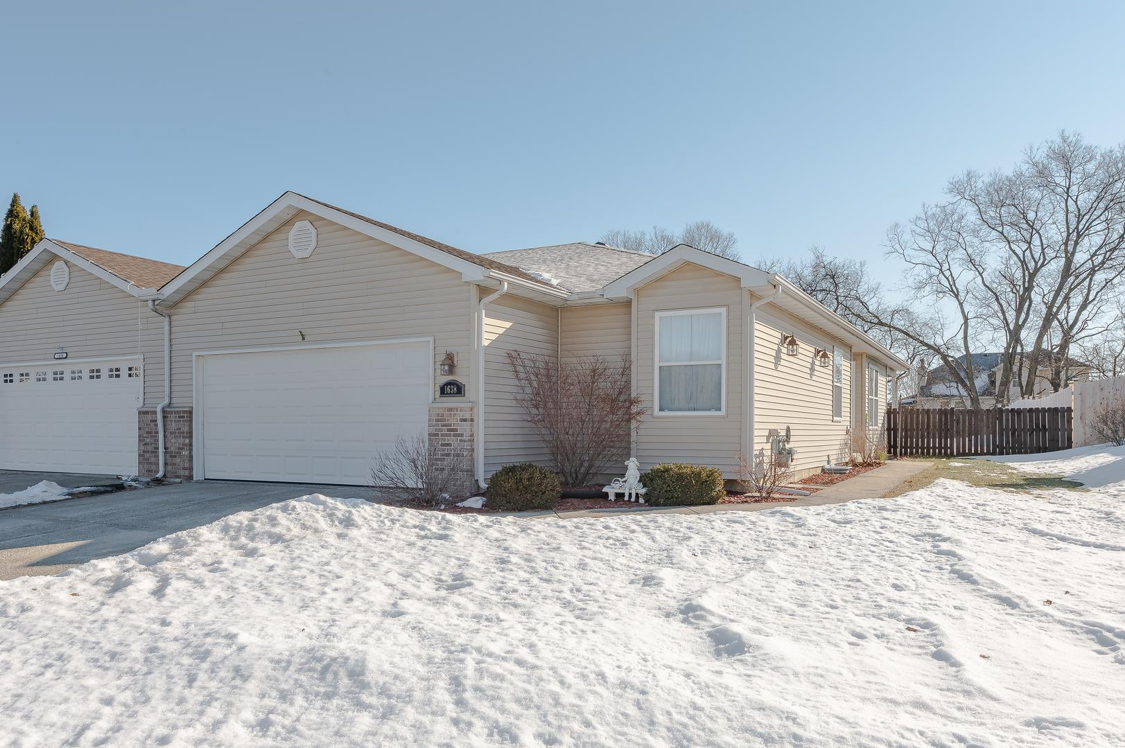1638 Walsh Drive, Yorkville, IL 60560 - #: 11008756