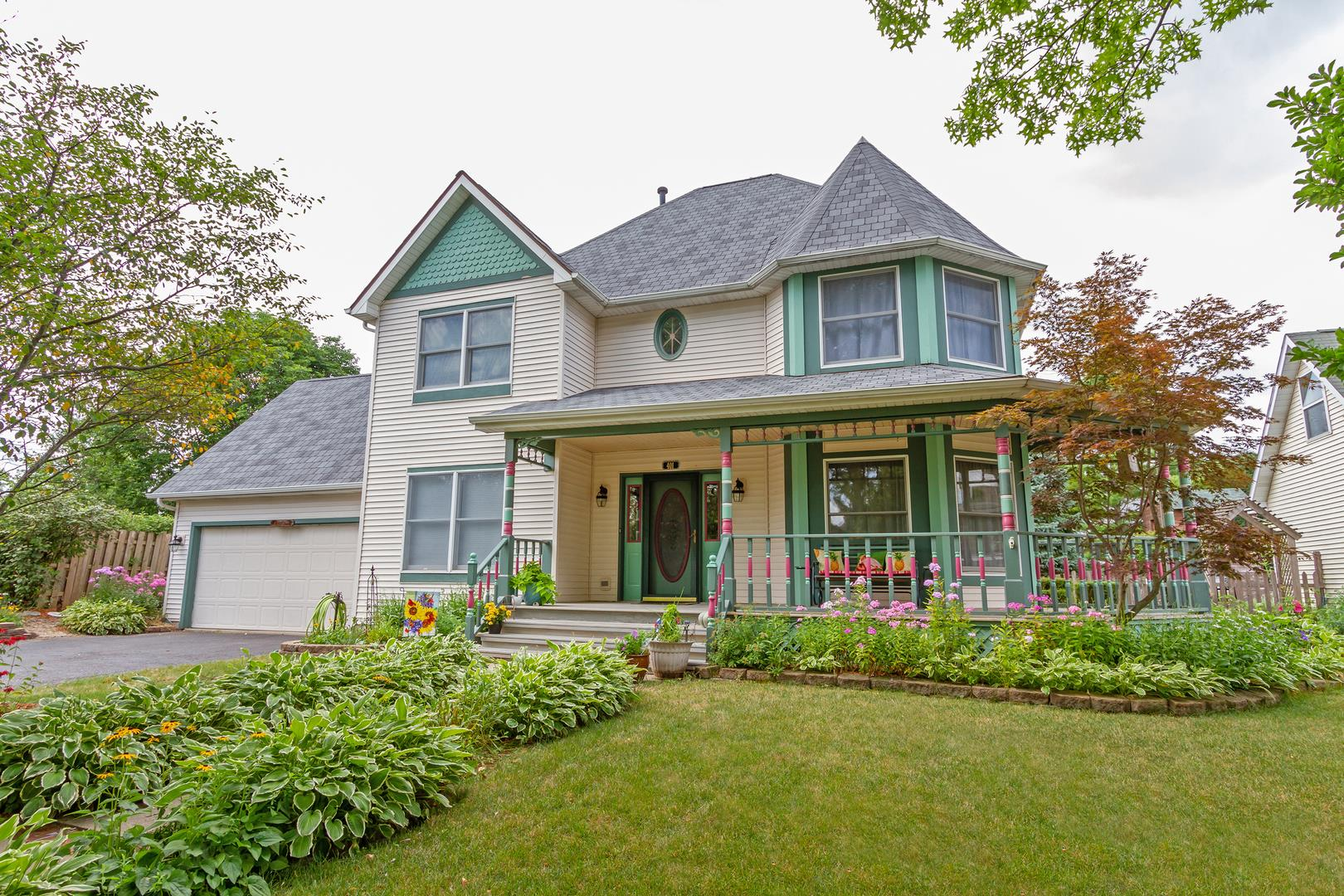 401 Tanager Drive, Woodstock, IL 60098 - #: 10800758
