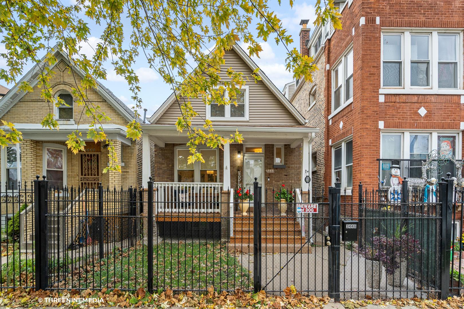 3446 W Pierce Avenue, Chicago, IL 60651 - #: 10917758