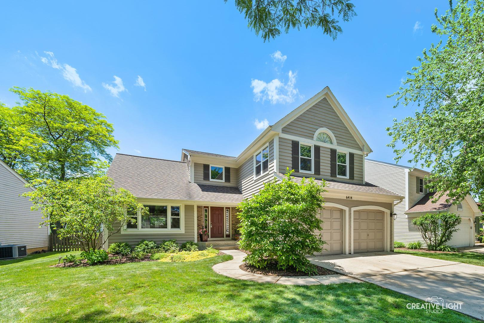 6414 Briarcliff Court, Lisle, IL 60532 - #: 10744759