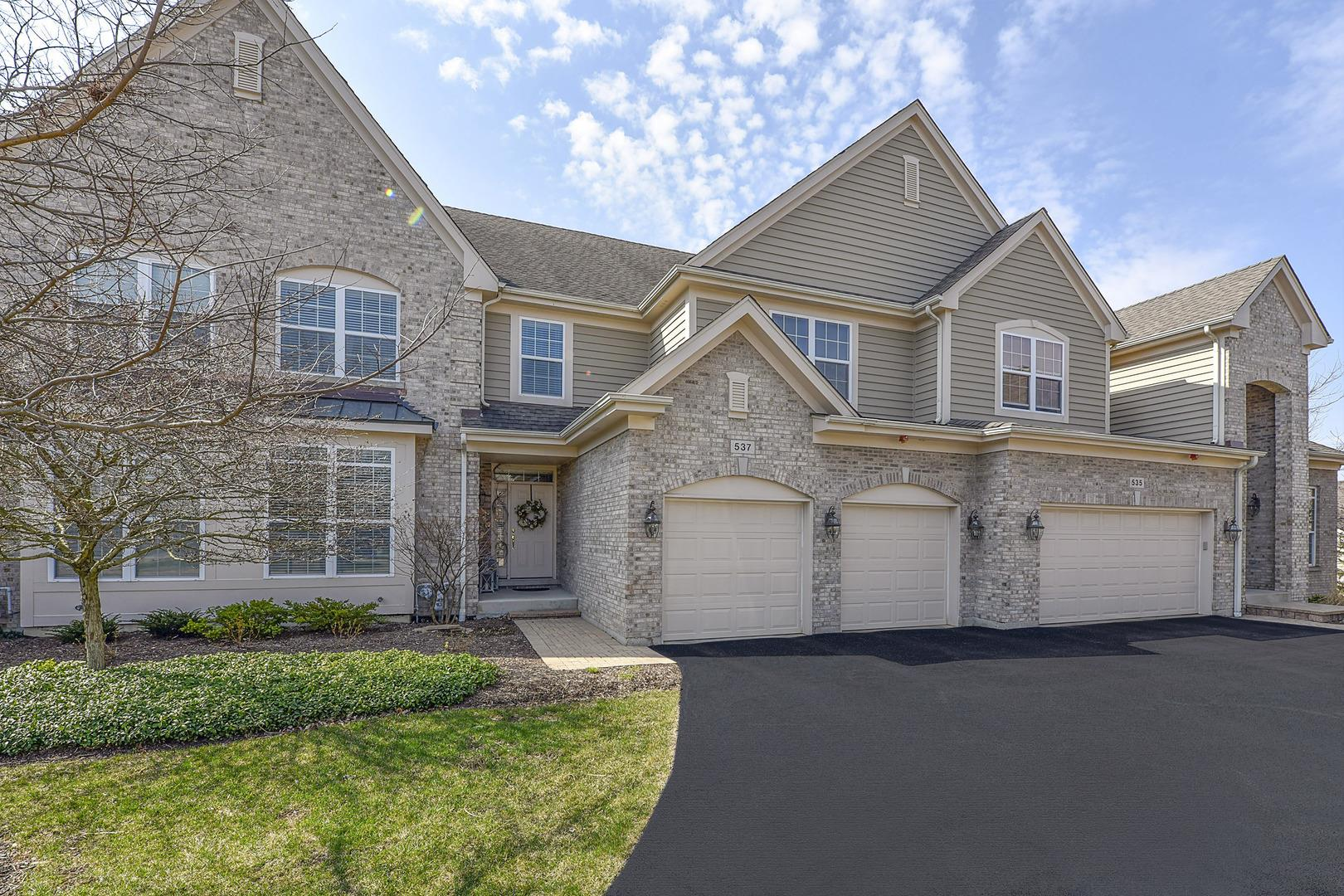 537 Bridgestone Court, Inverness, IL 60010 - #: 11048759