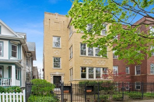 4507 N Campbell Avenue #1, Chicago, IL 60625 - #: 10712760