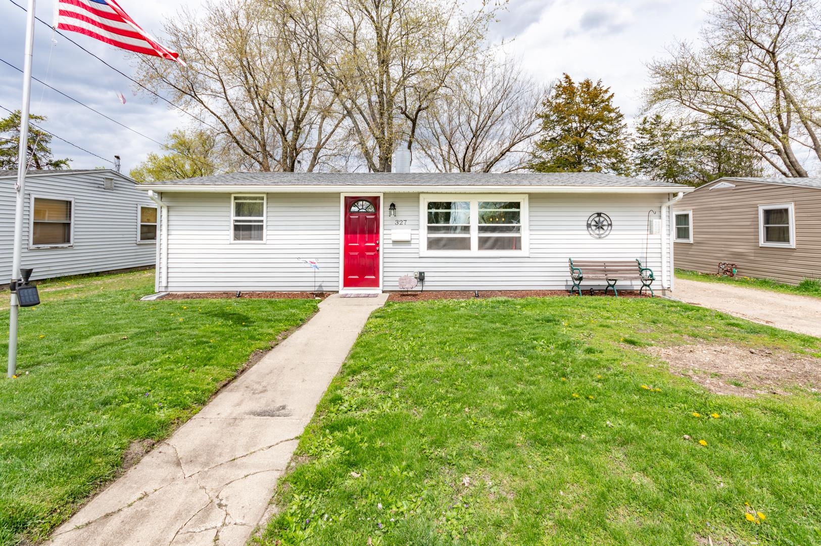 327 Dodge Avenue, De Kalb, IL 60115 - #: 11059760