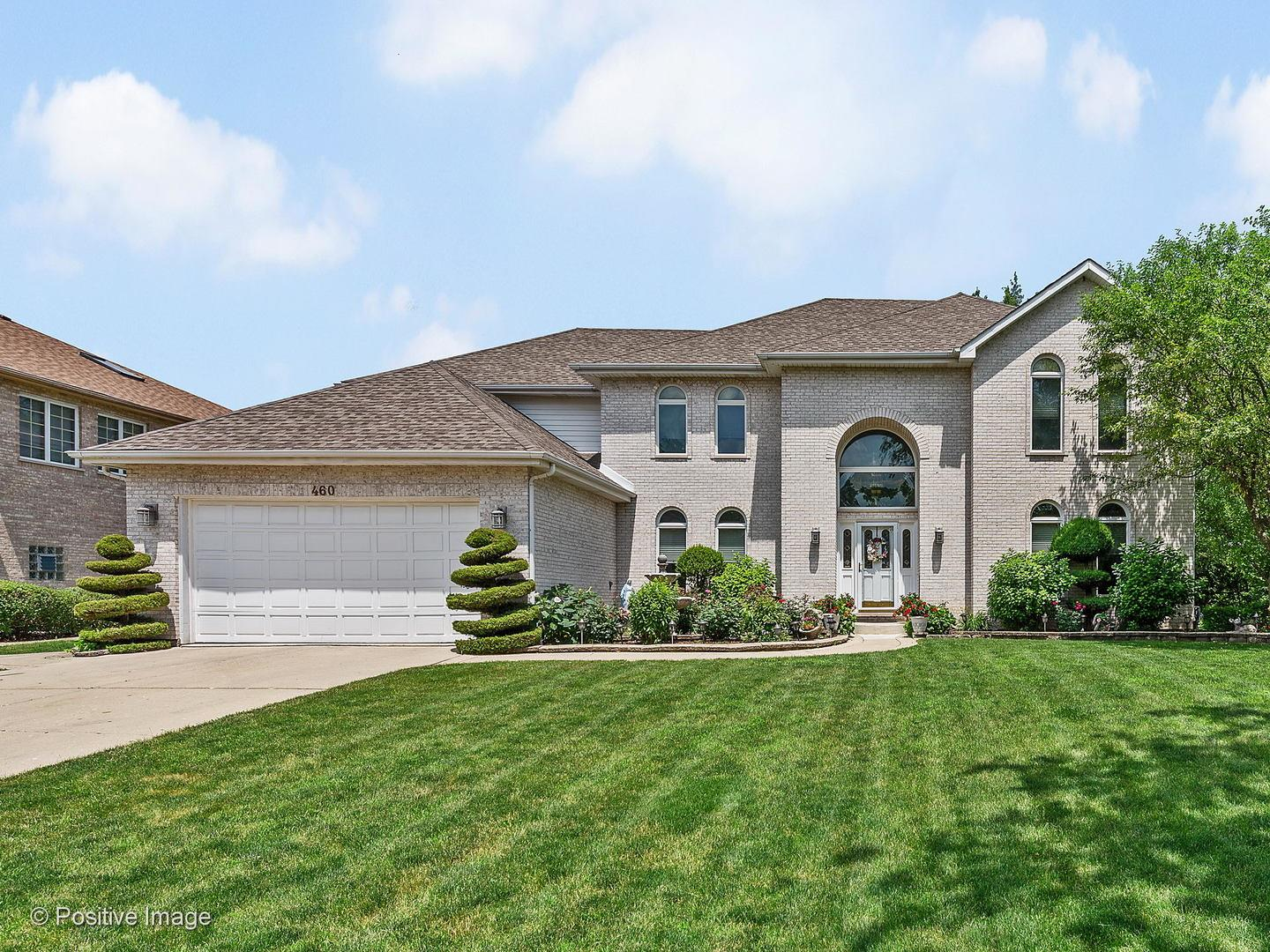 460 FORD Lane, Bartlett, IL 60103 - #: 10885761