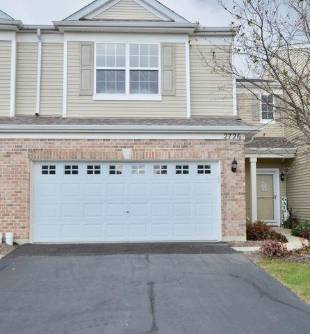 2726 Evergreen Circle #2726, McHenry, IL 60051 - #: 11008761