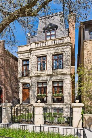 1853 N ORCHARD Street, Chicago, IL 60614 - #: 10966763