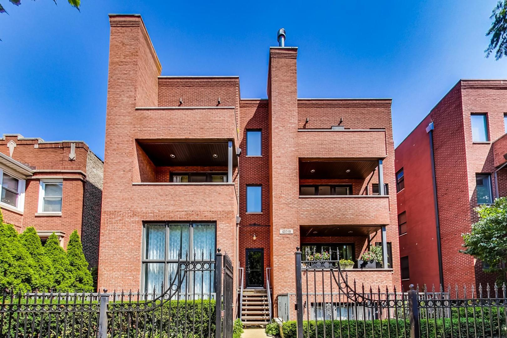 4217 N Ashland Avenue #3S, Chicago, IL 60613 - #: 10814764