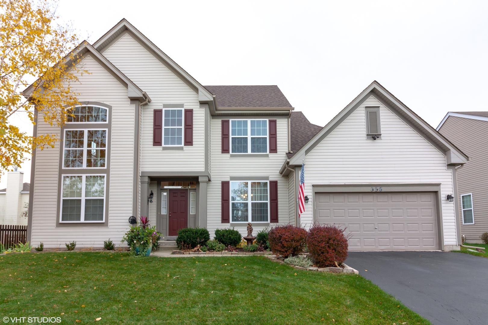 356 Rogers Way, Sycamore, IL 60178 - #: 10918764