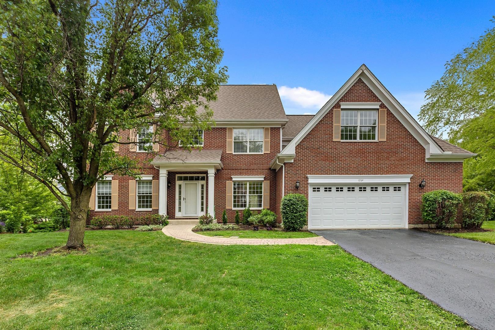 1264 N Forest View Circle, Palatine, IL 60067 - #: 11100764