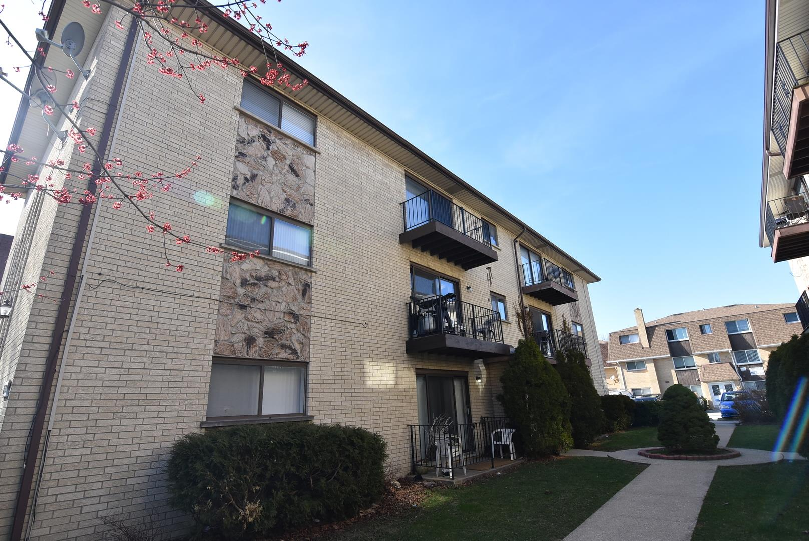 8528 W Catherine Avenue #2N, Chicago, IL 60656 - #: 10684765