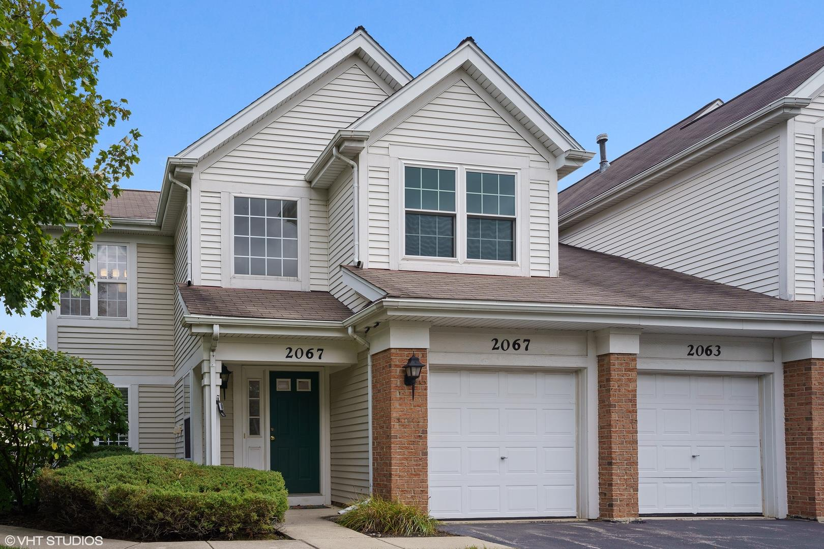 2067 Avalon Court #J, Northbrook, IL 60062 - #: 10889765