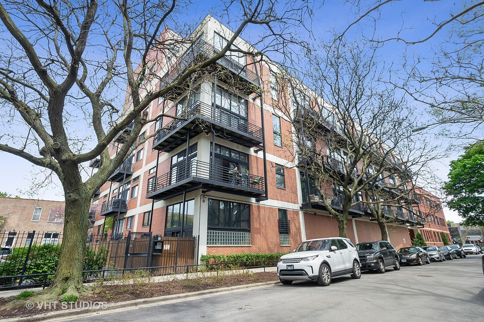 2012 W Saint Paul Avenue #315, Chicago, IL 60647 - #: 10777766