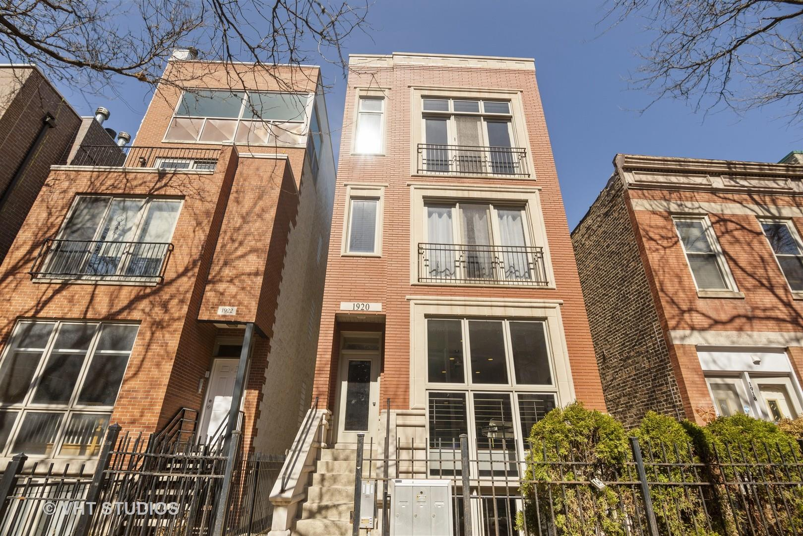 1920 W Diversey Parkway #1, Chicago, IL 60614 - #: 11021766