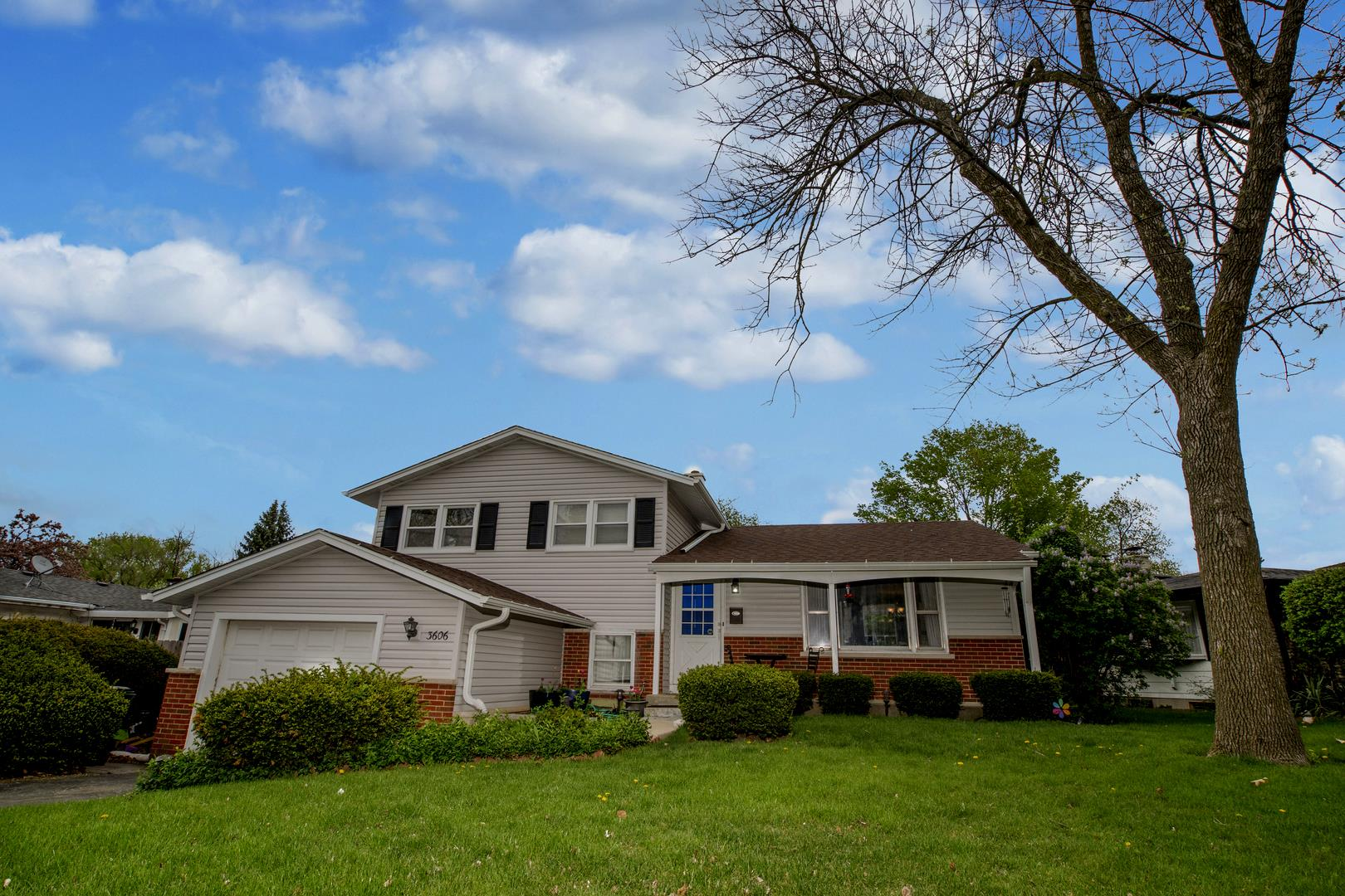 3606 Brookmeade Drive, Rolling Meadows, IL 60008 - #: 10528767