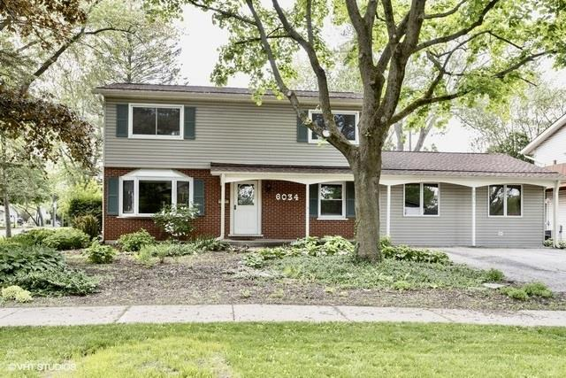 6034 Grand Avenue, Downers Grove, IL 60516 - #: 10675769