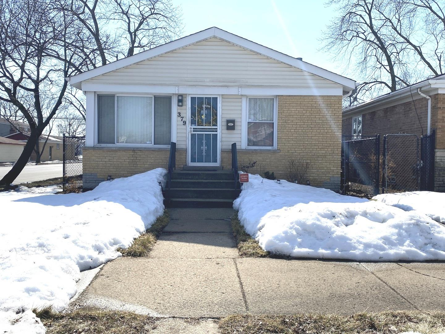 379 E 89th Place, Chicago, IL 60619 - #: 11006769