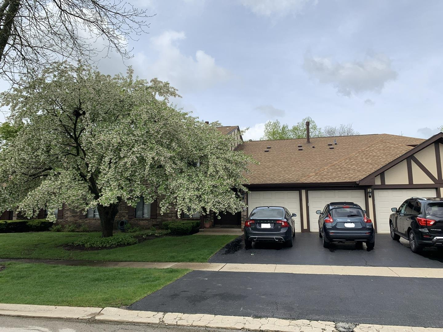 676 W CROSS CREEK Drive #B2, Roselle, IL 60172 - #: 10819770