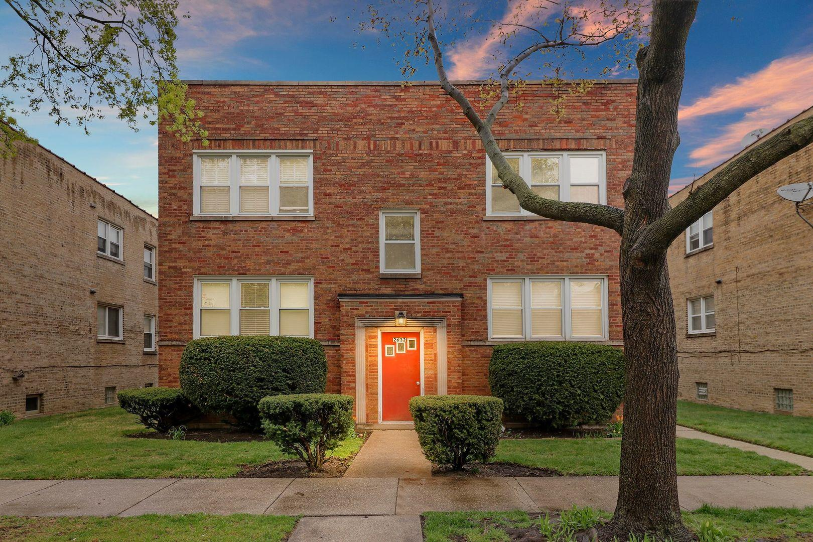 2632 W Balmoral Avenue #1E, Chicago, IL 60625 - #: 11074771