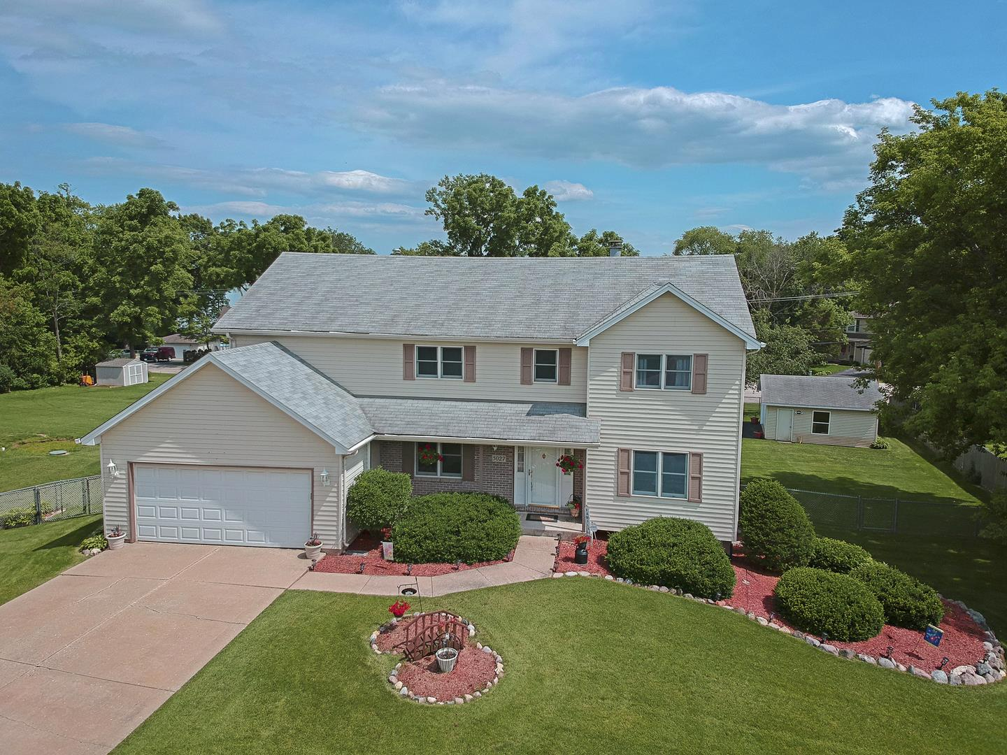 5027 Spring Road, McHenry, IL 60050 - #: 10530772