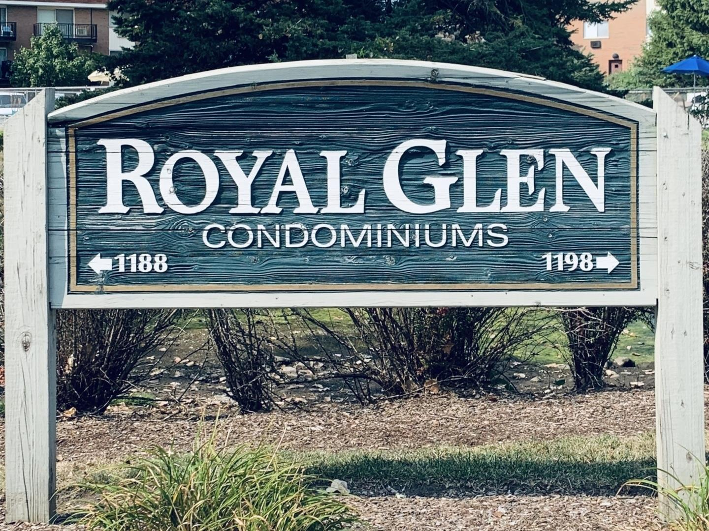 1198 Royal Glen Drive #109, Glen Ellyn, IL 60137 - #: 10927772