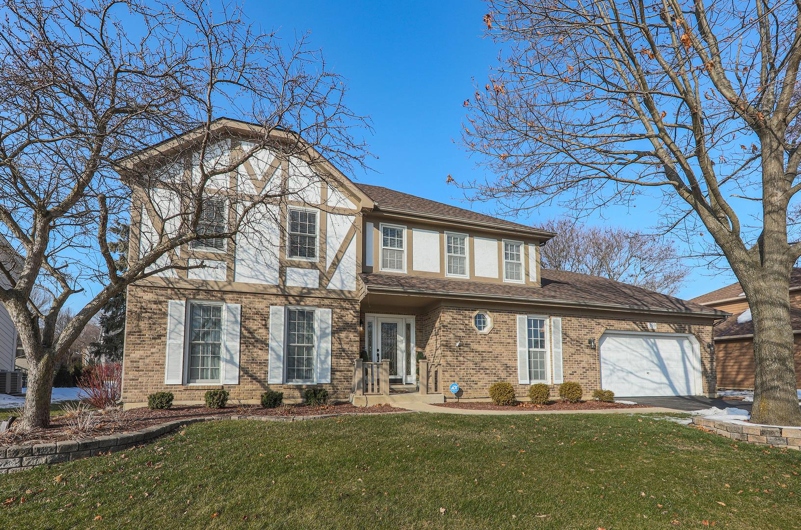 359 Knoch Knolls Road, Naperville, IL 60565 - #: 10970772