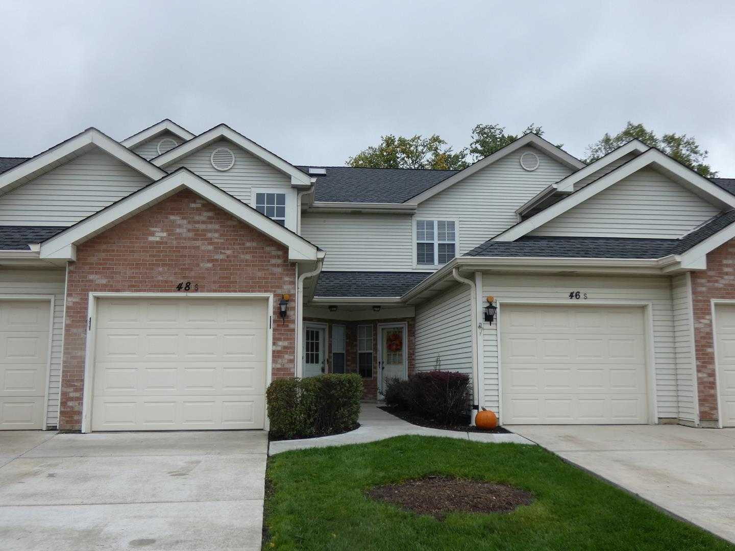 48 S Golfview Court, Glendale Heights, IL 60139 - #: 11046772