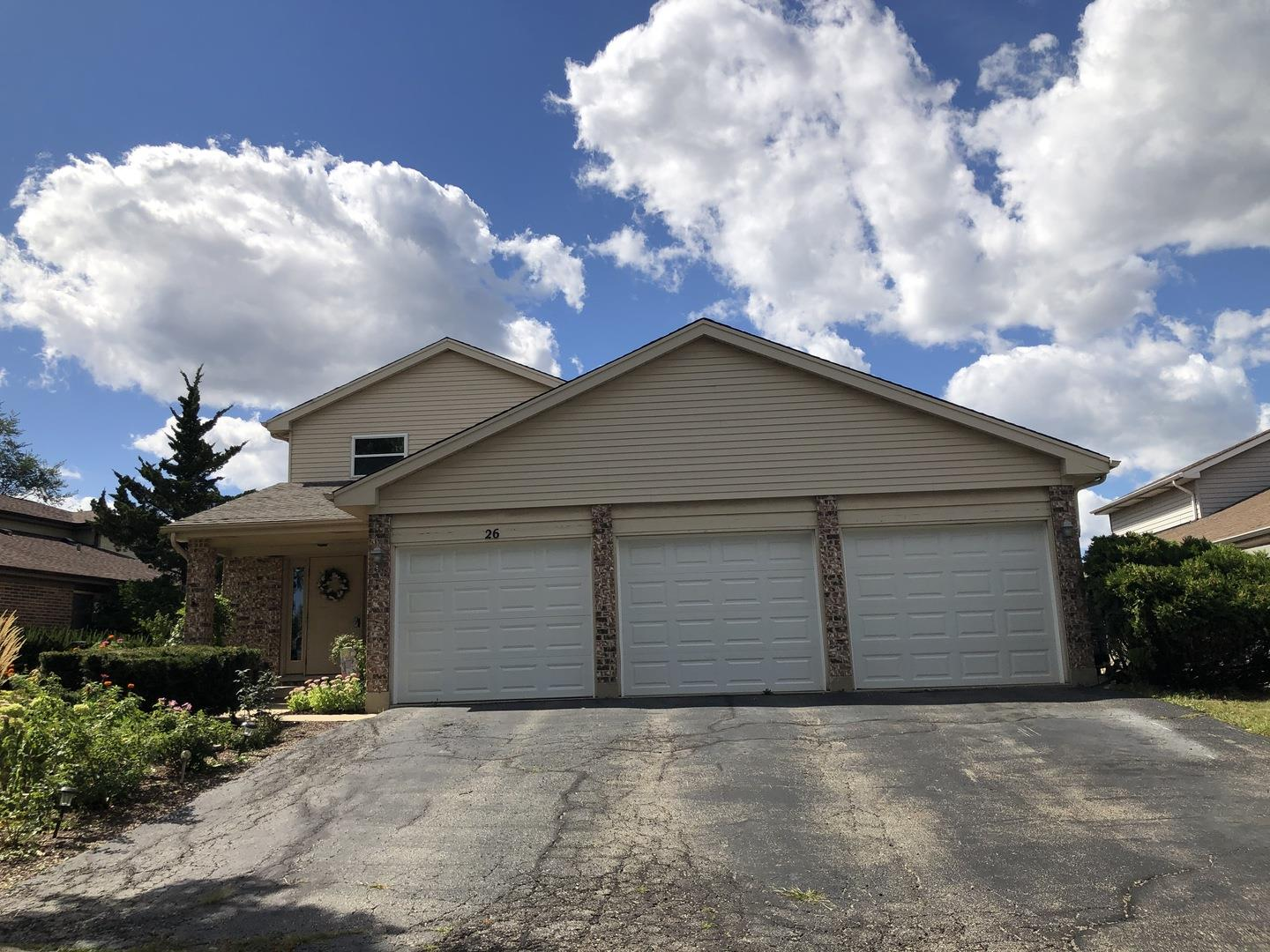 26 Terry Drive #C, Roselle, IL 60172 - #: 10965773