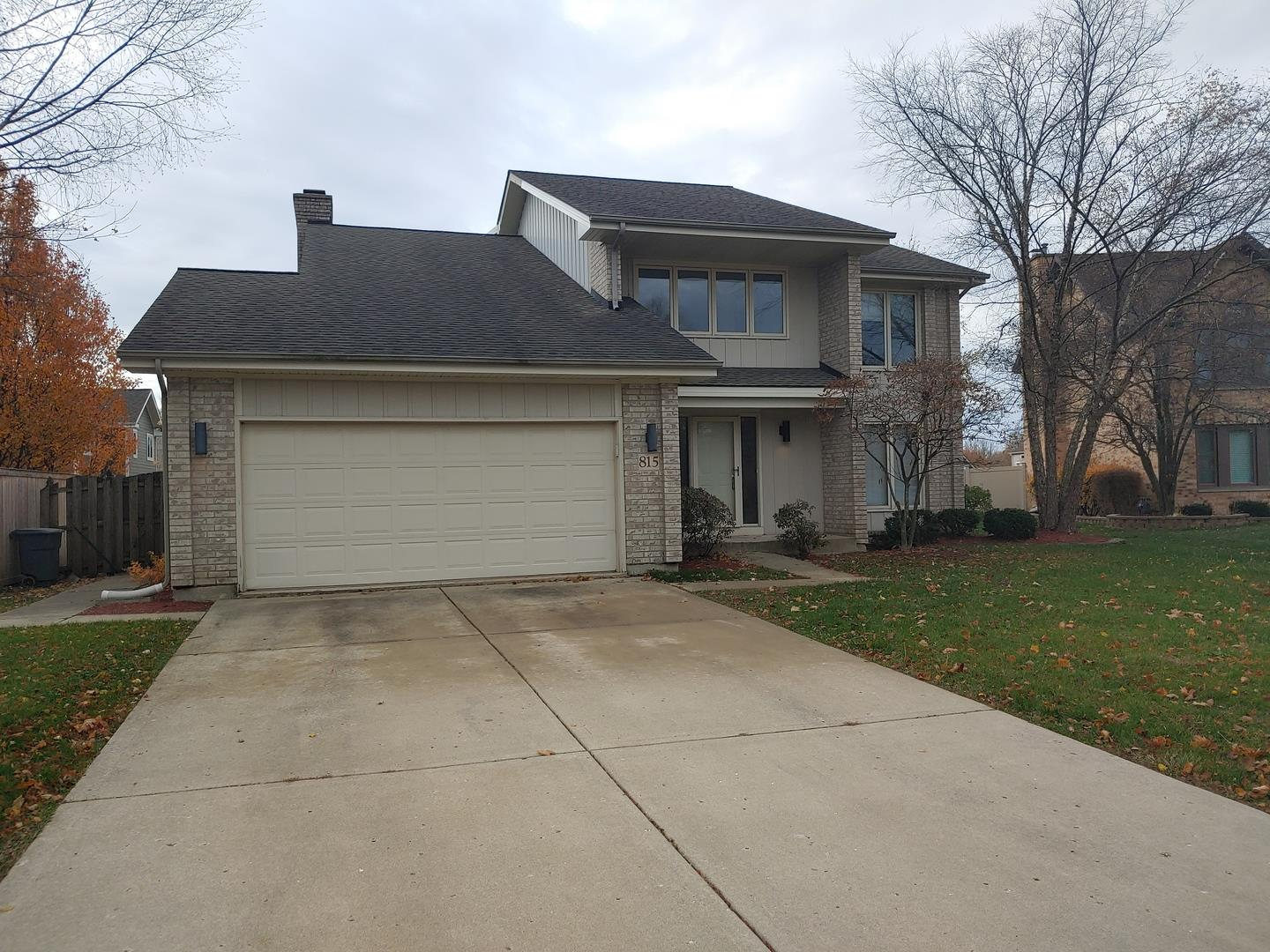 815 KENT Circle, Bartlett, IL 60103 - #: 10927776