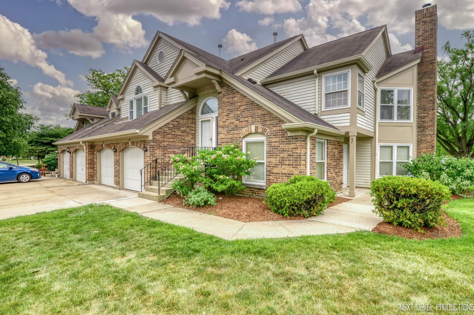 65 Willow Parkway #73-4, Buffalo Grove, IL 60089 - #: 11115776