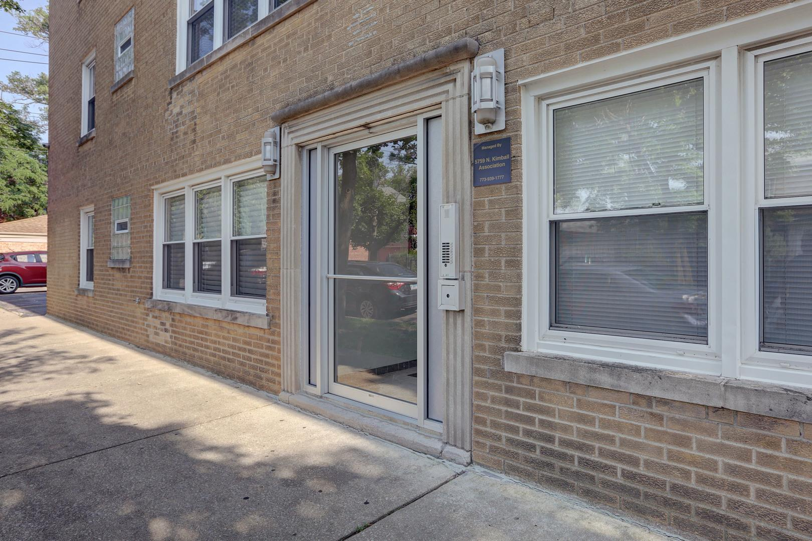 5759 N Kimball Avenue #101, Chicago, IL 60659 - #: 11148778