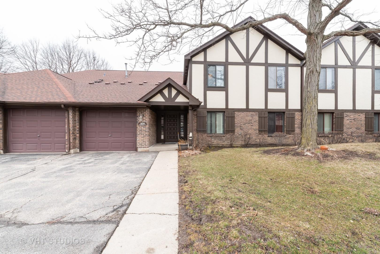 1074 Creekside Court #2A, Wheeling, IL 60090 - #: 10698779