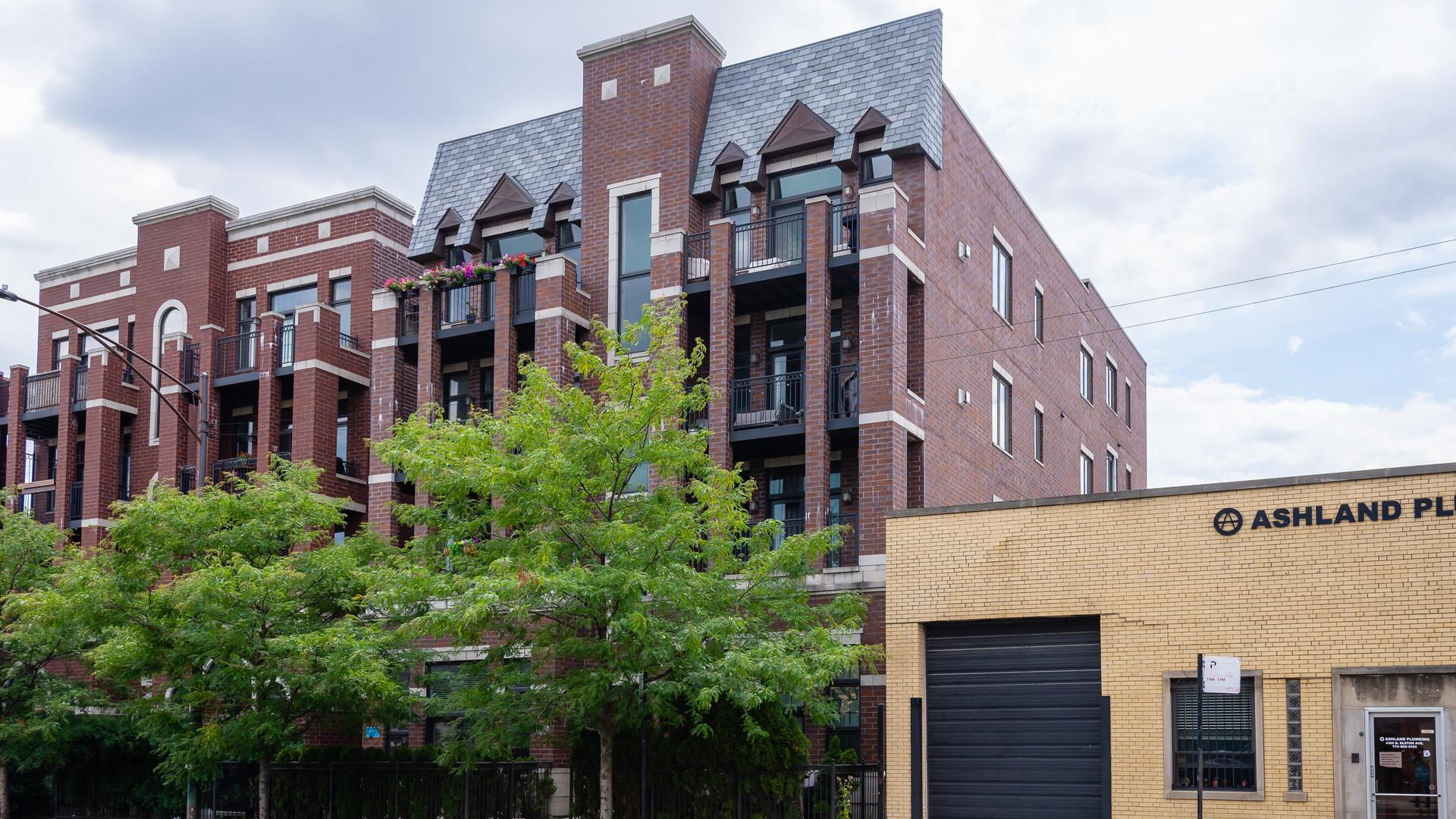 4156 N ELSTON Avenue #4S, Chicago, IL 60618 - #: 10810780