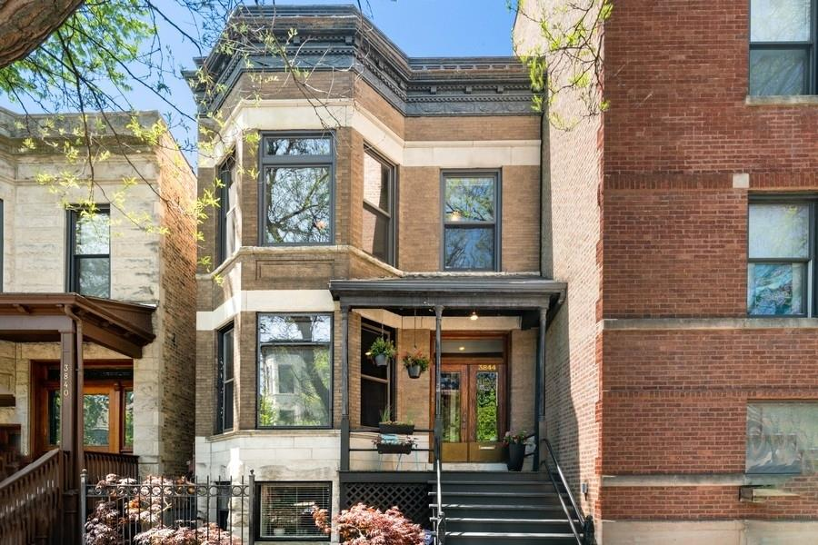3844 N KENMORE Avenue #2, Chicago, IL 60613 - #: 11083781
