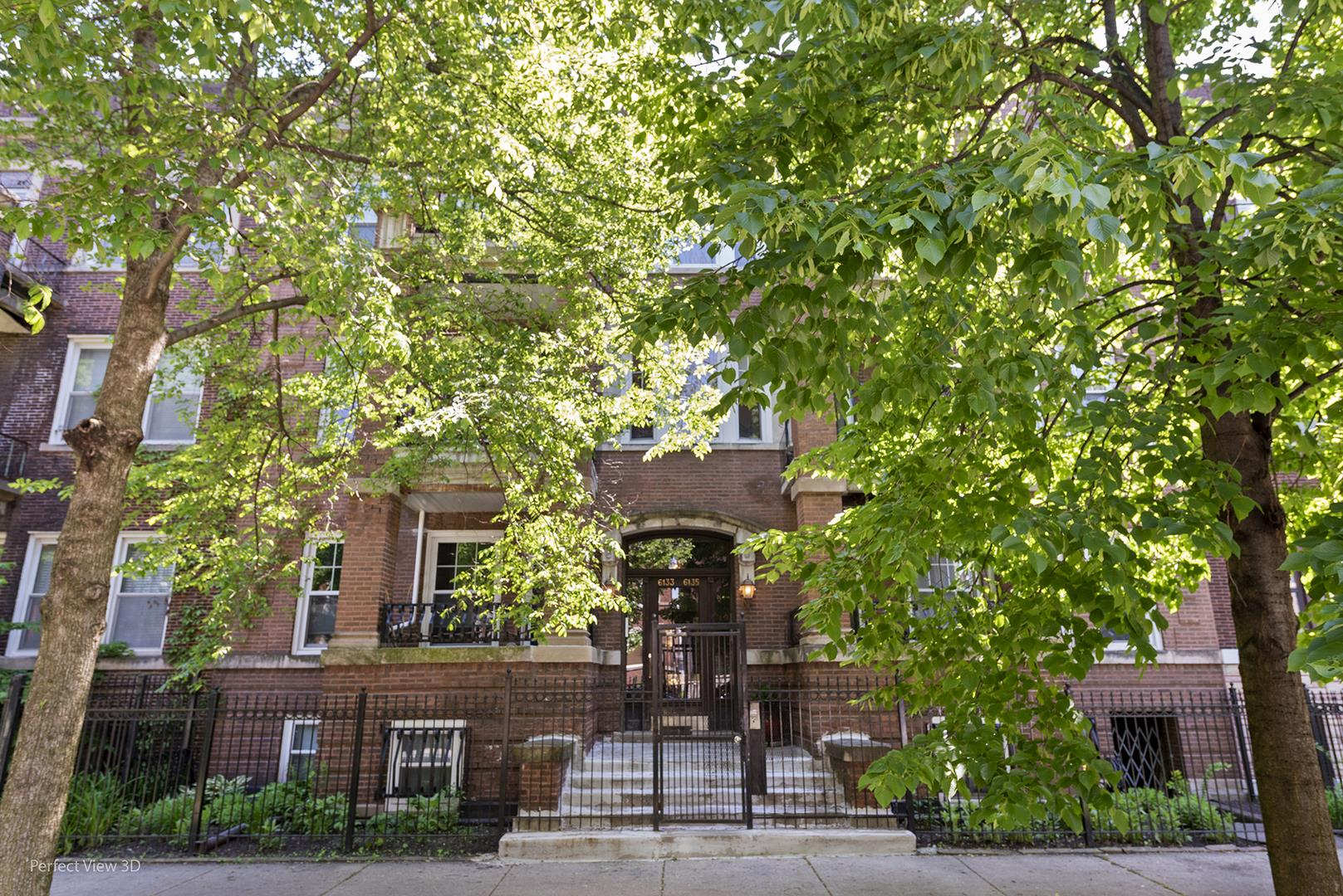 6133 S Greenwood Avenue #2N, Chicago, IL 60637 - #: 10736784