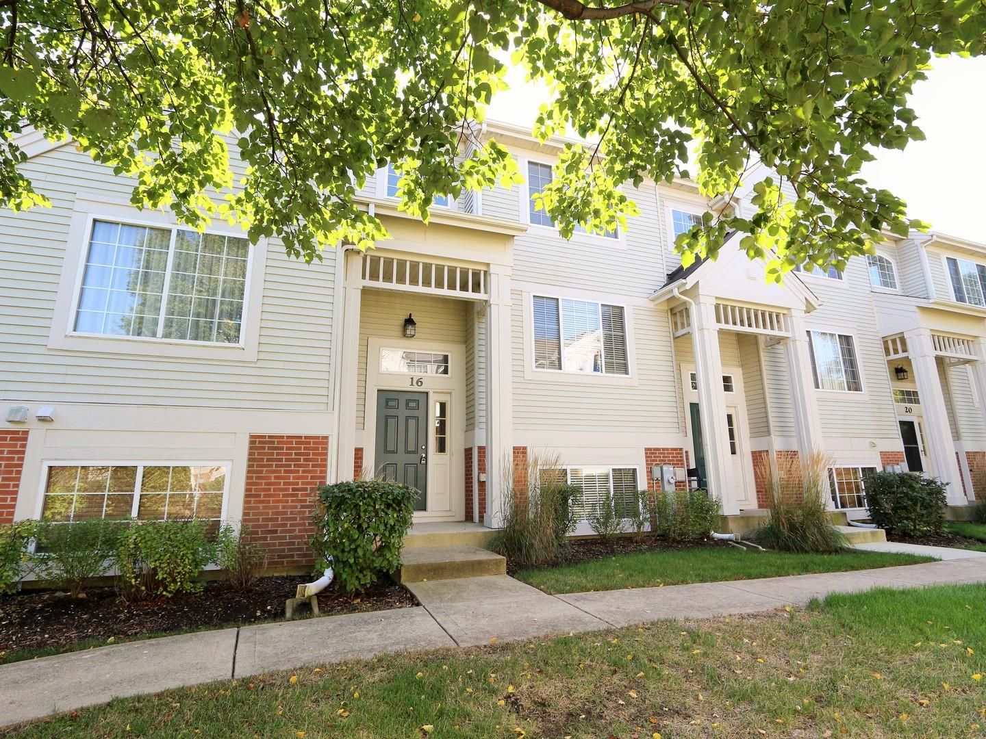16 New Haven Drive #16, Cary, IL 60013 - #: 10857784
